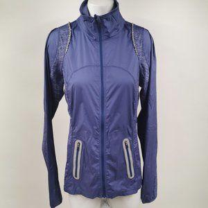 Lululemon Featherweight Hybrid Reflective Jacket 6